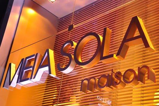 GRUPO MEIA SOLA Seleciona Consultora de vendas