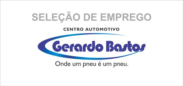 GERARDO BASTOS CONTRATA VENDEDOR TÉCNICO