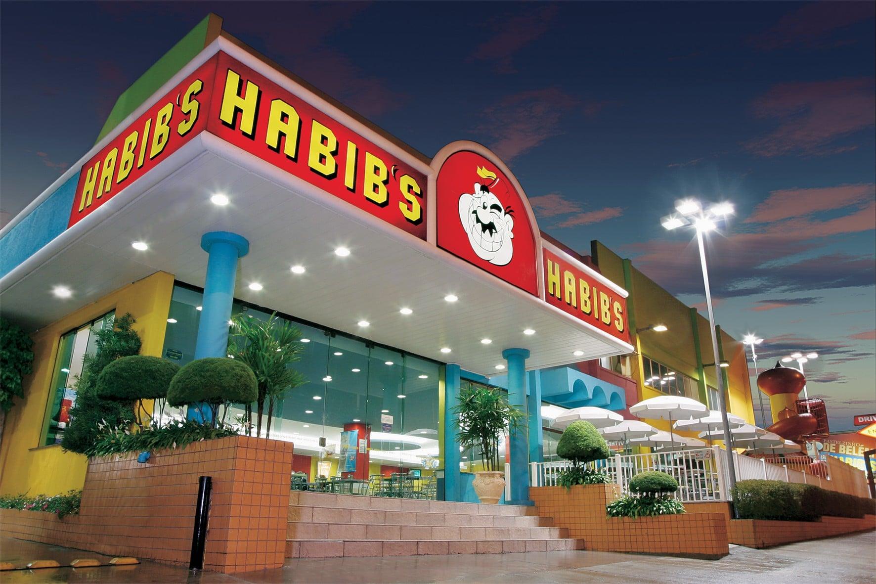 Habib's Cocó, seleciona:  VAGA: SERVIÇOS GERAIS