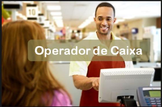 Operador(a) de Caixa