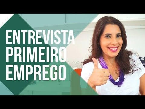 ☝️ Como se Preparar para ENTREVISTA de PRIMEIRO EMPREGO🥇 | Vídeo Aula