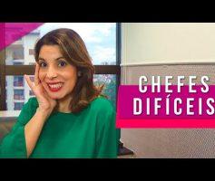 CHEFES DIFÍCEIS: Como lidar com diferentes tipos de chefes👍