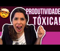 PRODUTIVIDADE TOXICA: síndrome de BURNOUT e conversa sobre SAUDE MENTAL 🚨