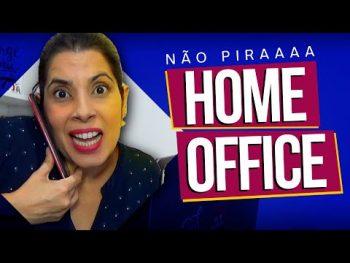 HOME OFFICE: 5 Dicas para Trabalhar em Casa 💻🏠